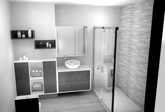 reforma y diseño de baño ourense