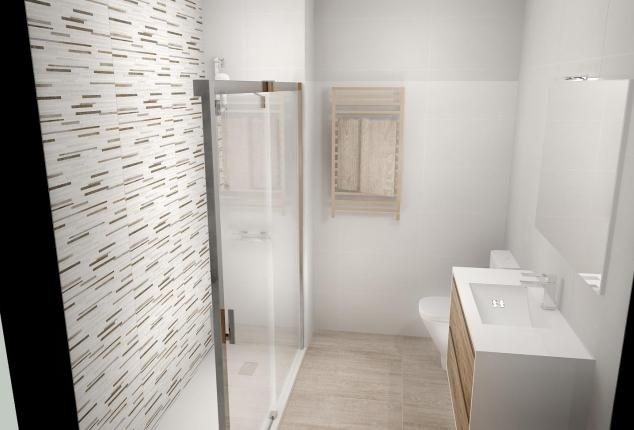 reforma y diseño de baño
