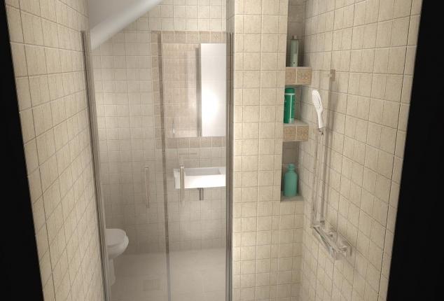 reforma y diseño de baño en Ourense